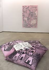 sofia stevi lizzie laura 2017 installation view at the breeder