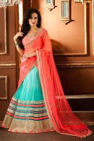 Latest Color Combinations For Sarees