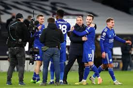 But their fate is out of their hands as they close out the season at home vs. Tottenham V Leicester City Premier League Live Football The Guardian