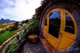 the hobbit homes