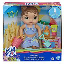 Giá bán Búp bê Baby Alive Hasbro (Mỹ) - Bé Lucy đi biển E8718