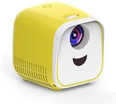 REES52 <b>L1</b> 1080P <b>Mini Projector Mini LED Portable</b> Home: Amazon ...