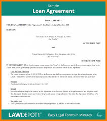 Sample Construction Loan Agreement Sample Construction Loan Agreement Resume Template Sample 17