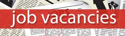 Image result for Job vacancies
