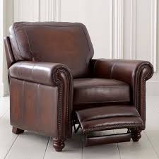 how to choose leather recliner chair