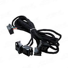 car stereo iso wiring harness extra long 6m cable adapter for bmw wiring harness adapter for car stereo walmart at Universal Radio Wiring Harness
