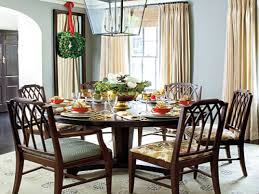 Round Dining Table Decorating Ideas Centerpiece Cdce ...