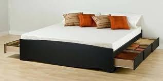 diy king platform bed with storage. King Platform Bed With Storage Size In Black  Espresso Mates 6 Drawers Diy Diy King Platform Bed With Storage
