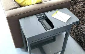 charging end table. Charging Station Table End With