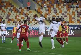 Yeni Malatyaspor Gaziantep'i iki golle devirdi – Sözcü Gazetesi