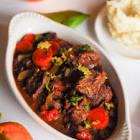 beef stew with fennel   orange gremolata