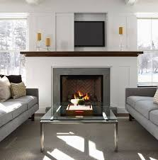 tv above fireplace where to put cable box inspirational tv mounted fireplace