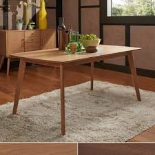 contemporary scandinavian dining furniture. penelope danish modern tapered-leg dining table inspire q contemporary scandinavian furniture