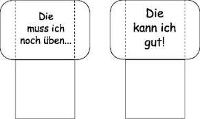 German Flashcards Template By 3x3languages Teachers Pay Teachers