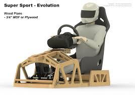 supersportevolution wood frontleftclose