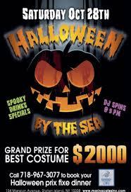 Marina Cafes Staten Island Halloween Party Costume