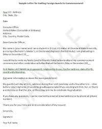 Request Letter To Embassy Fot Vissa Cover Letter Samples Cover