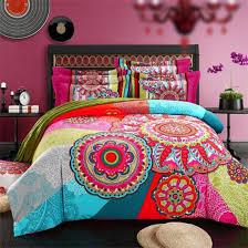 bohemian bedding boho bedding sets