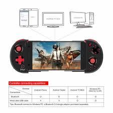 Tay Cầm Chơi Game Bluetooth Cho Game Pubg Mobile Joystick Cho iPhone Android  Điện Thoại Di Động Máy Tính Kích Hoạt Bộ Điều Khiển Joypad PABG Pugb Giá Rẻ  Lửa|Cần Điều Khiển