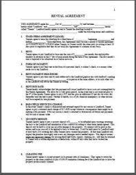 basic lease agreement template printable sample residential lease agreement template form real