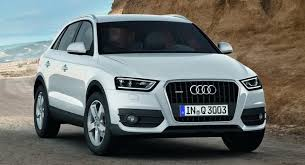 New Audi Suv Officially Revealed High Res Gallery With Photos