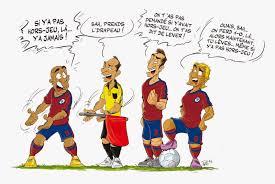 Football Les Amateurs Fustigent L Exc S Des Footballeurs Pros