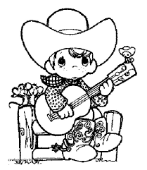 Western Coloring Pages For Adults At Getcoloringscom Free