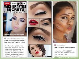 makeup tutorial image led be a hipster step 8