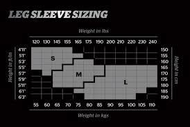 Storelli Bodyshield Leg Sleeves Black