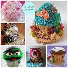 Wilton Giant Cupcake Pan Cupcake Decorating Icing Cupcakes Candy