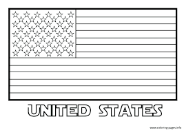 American Flag Coloring Pages Luvsiteinfo