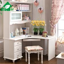 alluring white corner desk with shelves pengs furniture rustic computer desk corner bookcase desk white