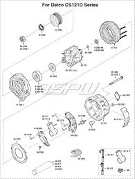 10si parts diagram alternatortheoryversion17r1 moreover delco alternator wiring
