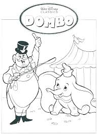 Dumbo Coloring Page Dumbo Coloring Pages Dumbo Coloring Page Dumbo