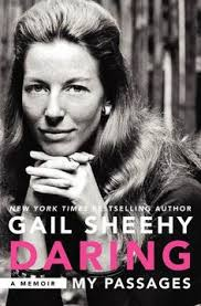 with daring author gail sheehy marks her personal pages history booksreading