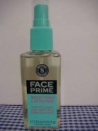victoria 39 s secret face prime makeup primer setting spray 4 05 oz discontinued