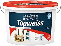 Schöner Wohnen Farbe Topweiß, 10L kaufen bei HELLWEG.de