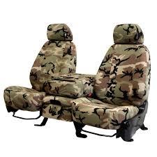 amazing caltrend retro camo seat covers with dodge ram camo logo