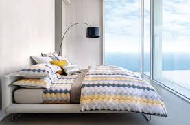 hugo boss volumn bedding collection