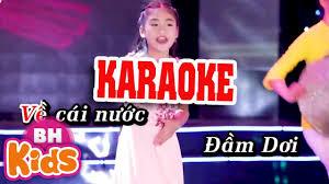 KARAOKE Áo Mới Cà Màu - Nhạc Vàng Karaoke Beat chuẩn - Tuyển tập nhạc thiếu  nhi hay. - #1 Xem lời bài hát