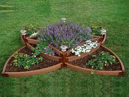 flower garden design. Unique Design Flower Bed Ideas Garden
