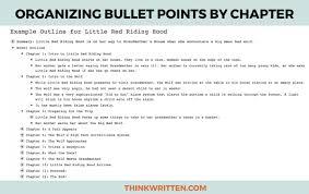 How To Outline A Novel Plot In 5 Easy Steps Thinkwritten