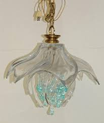 image of innovative art glass pendant lights