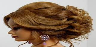 Girls Hairstyles Video Tutorials Aplikácie V Službe Google Play