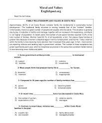Worksheet on Moral Values - Lets Have Fun Learning Moral Values ...