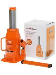 <b>Домкрат бутылочный</b> гидравлический 20т в <b>сумке</b> (MIN - 250 мм ...