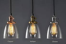 Image Light Bulbs Pendant Lighting Glass Shade By Feven Clear Ceiling Lights Vintage Light Fixture Build Pinterest Pendant Lighting Glass Shade By Feven Clear Ceiling Lights