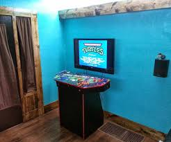 4 Player Arcade Cabinet Kit 4 Player Pedestal Arcade Cabinet For Mame Tvs Pedestal And The