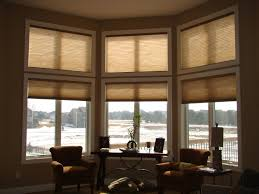 Block Blind Window Treatment Design For Large Dual Height Window
