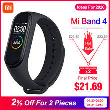 Best value Original Xiaomi <b>Bracelet for Miband</b> 4 – Great deals on ...